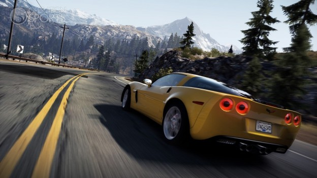 Need for Speed Hot Pursuit Screenshot #15 for Xbox 360