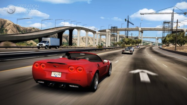 Need For Speed Hot Pursuit Screenshot 16 For Xbox 360 Operation