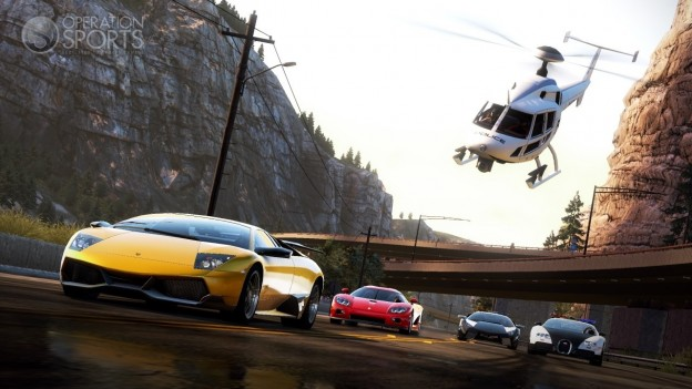 Need for Speed Hot Pursuit Screenshot #17 for Xbox 360