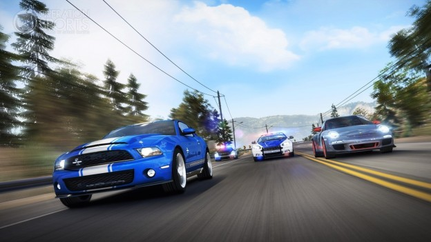 Need for Speed Hot Pursuit Screenshot #19 for Xbox 360