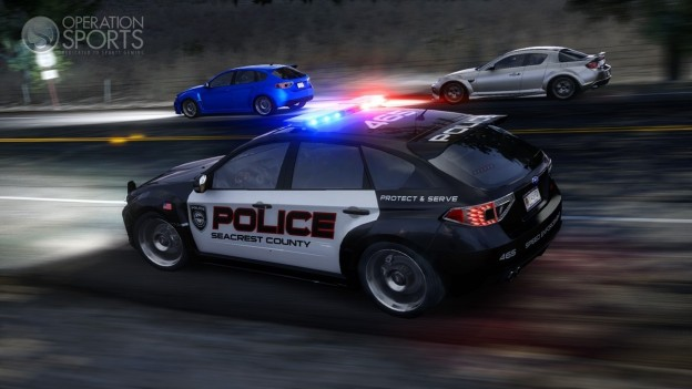 Need for Speed Hot Pursuit Screenshot #23 for Xbox 360