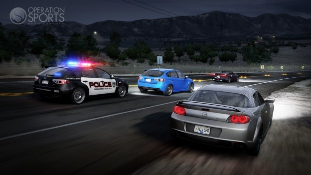 Need for Speed Hot Pursuit Screenshot #24 for Xbox 360