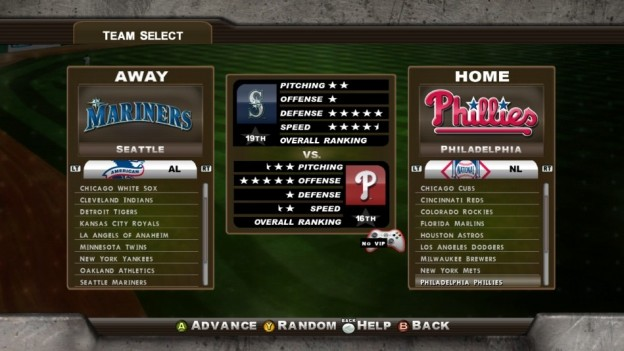 Major League Baseball 2K8 Screenshot #60 for Xbox 360