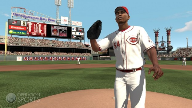 Major League Baseball 2K11 Screenshot #58 for Xbox 360