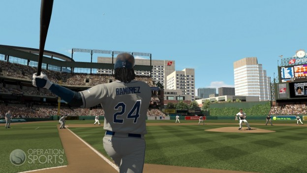 Major League Baseball 2K11 Screenshot #59 for Xbox 360
