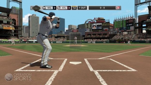 Major League Baseball 2K11 Screenshot #62 for Xbox 360