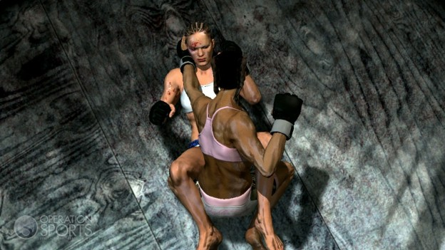 Supremacy MMA Screenshot #17 for Xbox 360