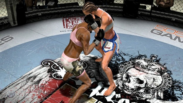 Supremacy MMA Screenshot #18 for Xbox 360