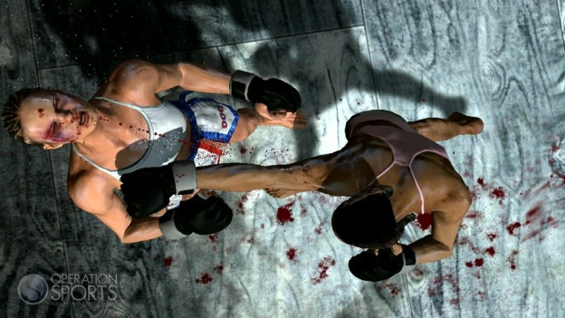 Supremacy MMA Screenshot #20 for Xbox 360