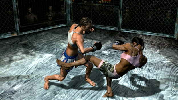 Supremacy MMA Screenshot #22 for Xbox 360