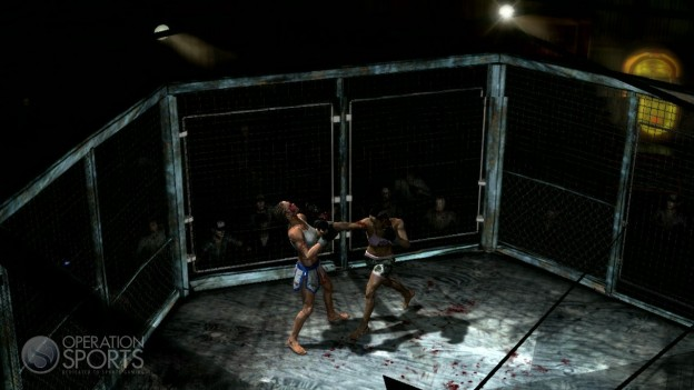 Supremacy MMA Screenshot #24 for Xbox 360