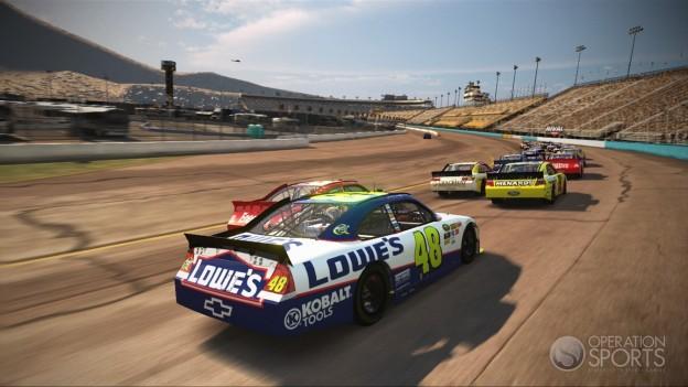 NASCAR The Game 2011 Screenshot #96 for Xbox 360