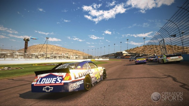 NASCAR The Game 2011 Screenshot #97 for Xbox 360