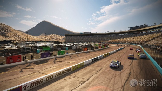 NASCAR The Game 2011 Screenshot #99 for Xbox 360