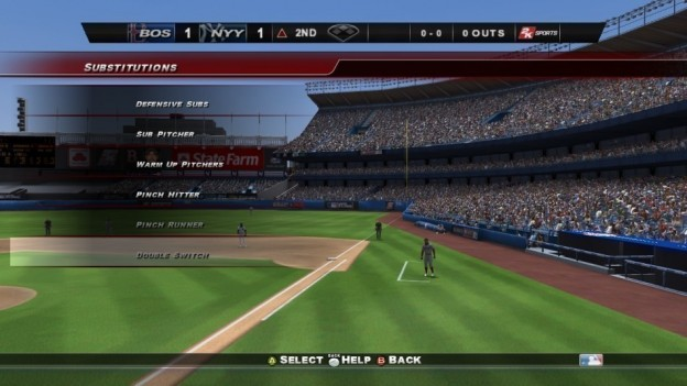 Major League Baseball 2K8 Screenshot #65 for Xbox 360