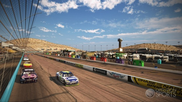 NASCAR The Game 2011 Screenshot #101 for Xbox 360