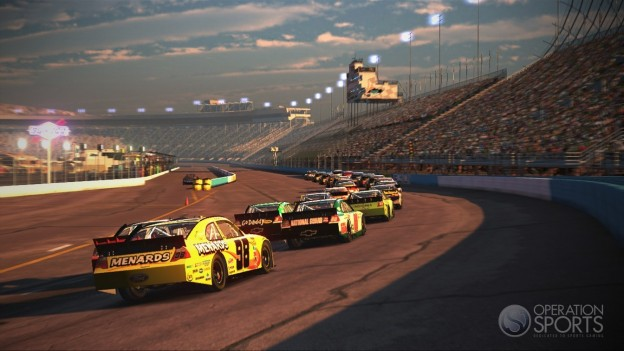 NASCAR The Game 2011 Screenshot #103 for Xbox 360