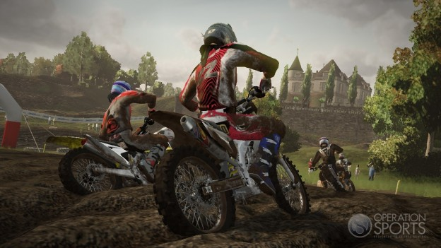 MX vs. ATV Alive Screenshot #7 for Xbox 360