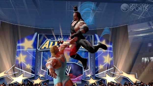 WWE All Stars Screenshot #68 for Xbox 360