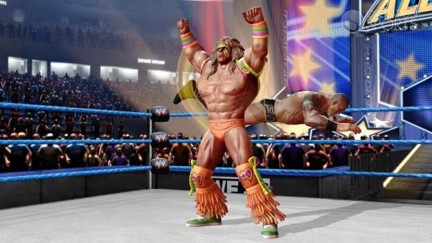 WWE All Stars Screenshot #69 for Xbox 360