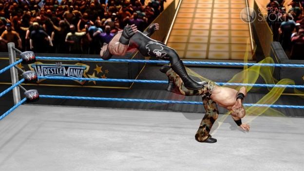 WWE All Stars Screenshot #74 for Xbox 360