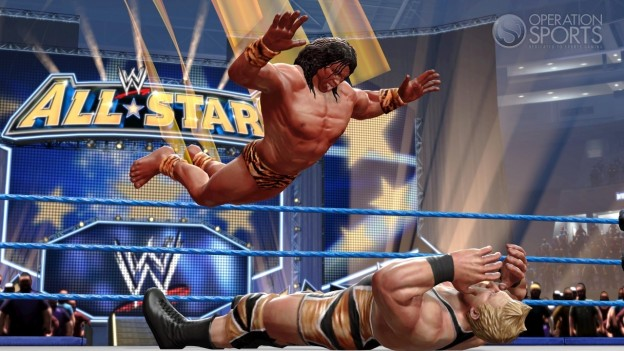 WWE All Stars Screenshot #79 for Xbox 360
