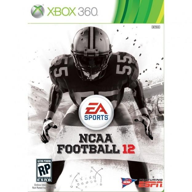 NCAA Football 12 Screenshot #1 for Xbox 360