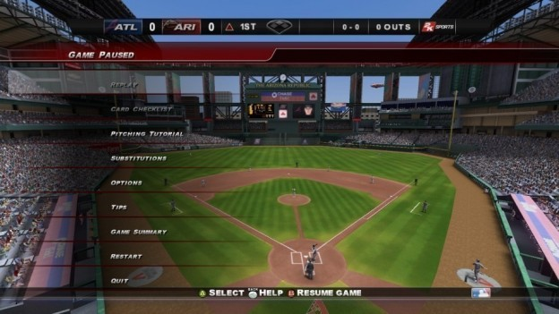 Major League Baseball 2K8 Screenshot #70 for Xbox 360