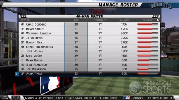 MLB 11 The Show Screenshot #103 for PS3