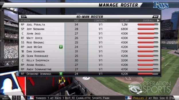 MLB 11 The Show Screenshot #109 for PS3