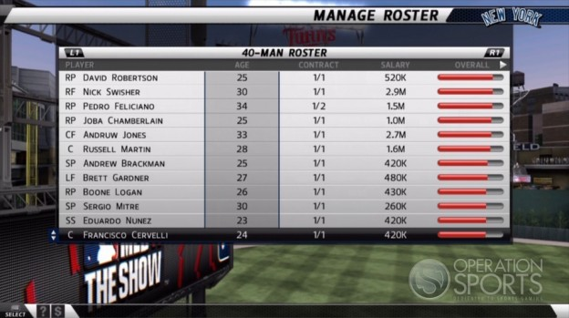 MLB 11 The Show Screenshot #113 for PS3