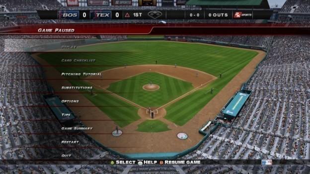 Major League Baseball 2K8 Screenshot #72 for Xbox 360