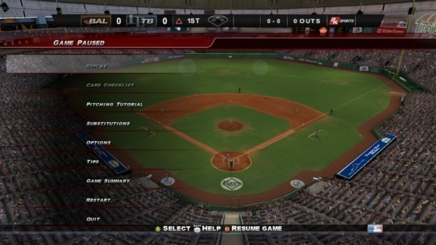 Major League Baseball 2K8 Screenshot #73 for Xbox 360
