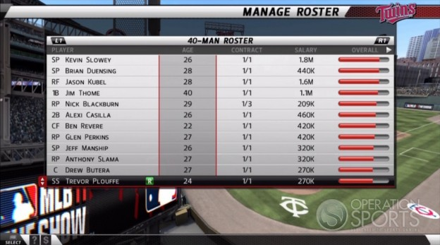 MLB 11 The Show Screenshot #125 for PS3