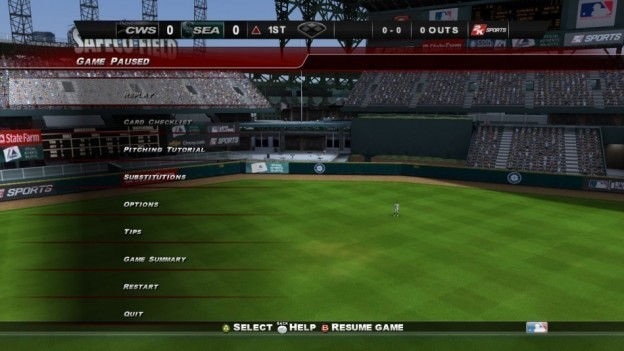 Major League Baseball 2K8 Screenshot #74 for Xbox 360