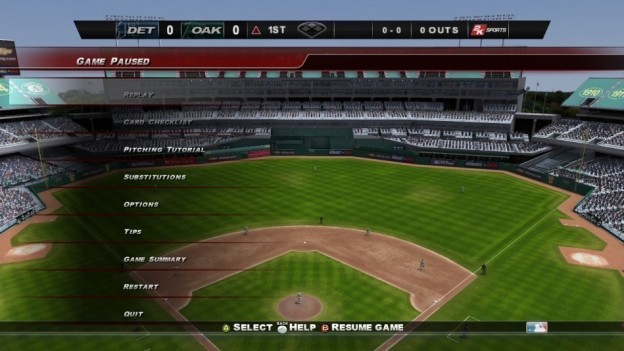 Major League Baseball 2K8 Screenshot #75 for Xbox 360