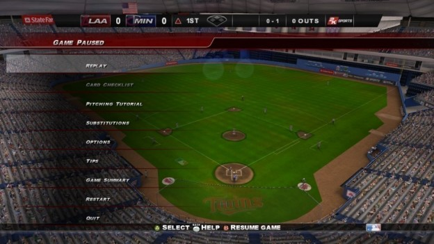 Major League Baseball 2K8 Screenshot #77 for Xbox 360