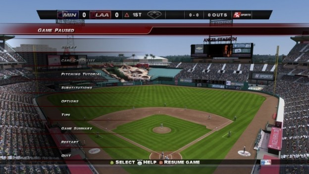 Major League Baseball 2K8 Screenshot #78 for Xbox 360