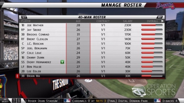 MLB 11 The Show Screenshot #175 for PS3