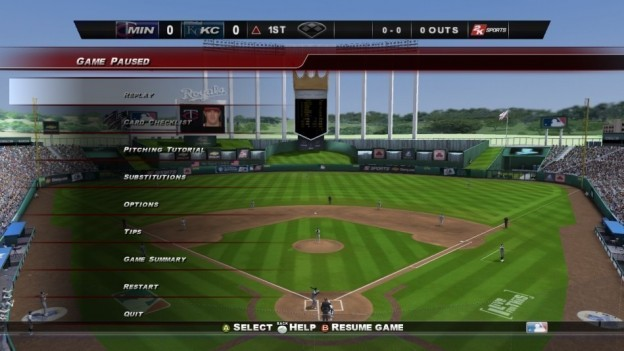 Major League Baseball 2K8 Screenshot #79 for Xbox 360