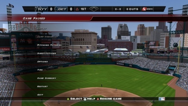 Major League Baseball 2K8 Screenshot #80 for Xbox 360