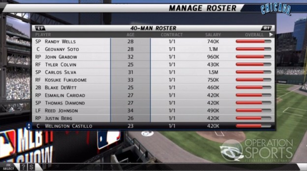 MLB 11 The Show Screenshot #201 for PS3