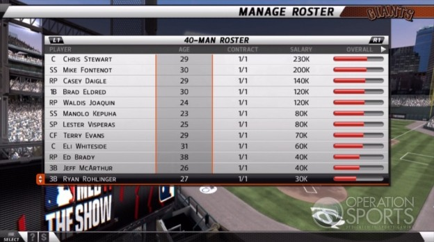 MLB 11 The Show Screenshot #203 for PS3