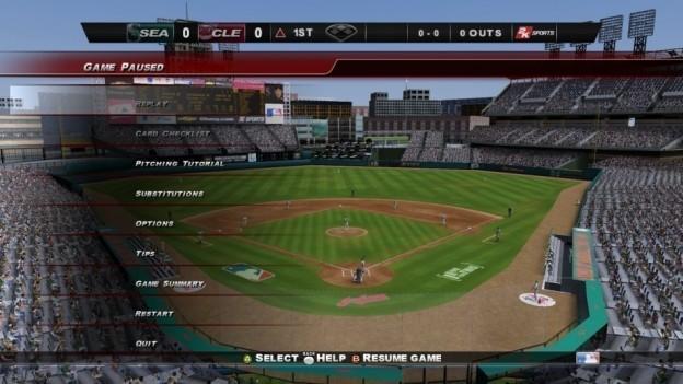 Major League Baseball 2K8 Screenshot #81 for Xbox 360