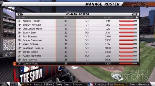 MLB 11 The Show Screenshot #205 for PS3