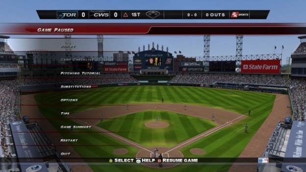 Major League Baseball 2K8 Screenshot #82 for Xbox 360
