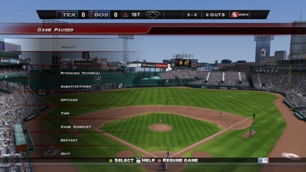 Major League Baseball 2K8 Screenshot #83 for Xbox 360