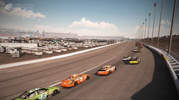 NASCAR The Game 2011 Screenshot #105 for Xbox 360