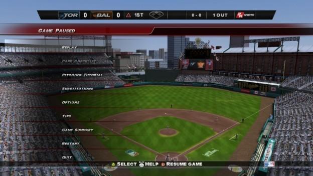 Major League Baseball 2K8 Screenshot #84 for Xbox 360