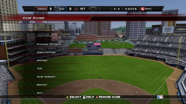 Major League Baseball 2K8 Screenshot #85 for Xbox 360